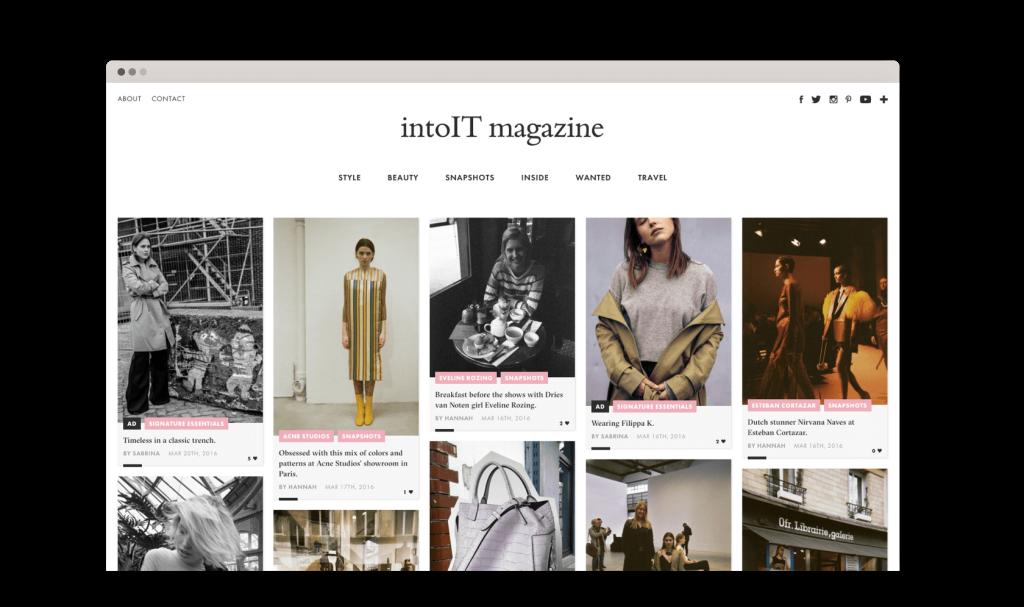 IntoIT Magazine